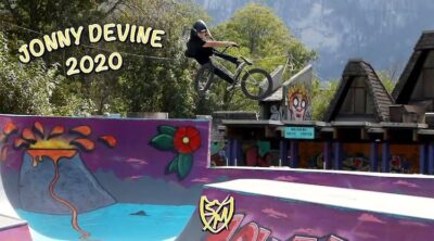 S&M Bikes Jonny Devine 2020 BMX video