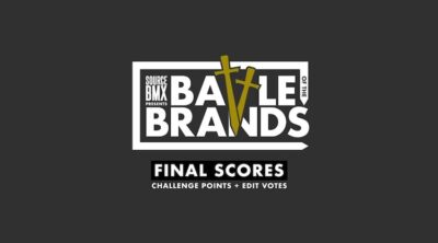 Source BMX battle of the Brands 2020 Final Results BMX
