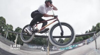 Source BMX Battle of the Brands BSD Challenge video