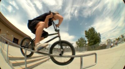 Fiend BMX Source BMX Battle of the Brands BMX video