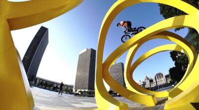 Source BMX Battle of the Brands Subrosa Riding Video