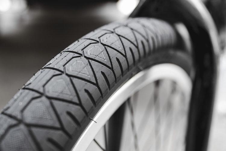 Subrosa Brand Designer Tire Matt Ray Signature BMX tire