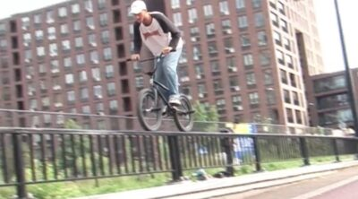 TBB Bike Stop Snitchin' BMX video