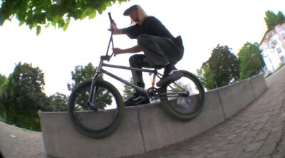 Tim Schoberth 2020 BMX video