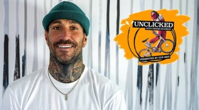 Unclicked Podcast Cory Nastazio BMX