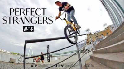 Wethepeople Perfect Strangers BMX video