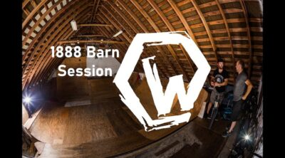 1888 Barn Session BMX video