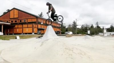 Andrew Ryser Nothing New But 40 BMX video