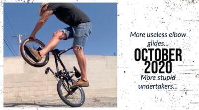 Brian Tunney October 2020 Clips BMX video
