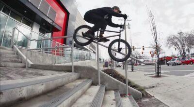 Chad Ferch Victoria BC BMX video