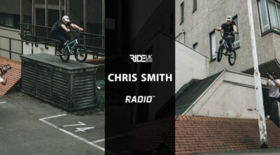 Chris Smith Radio Bikes BMX