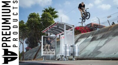 Premium BMX Colin Varanyak Welcome