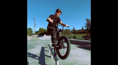 Devon Smillie Instagram Compilation BMX video