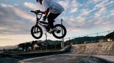 Fuse Protection Sousuke Hayata BMX video