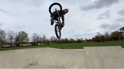 Jack Sunderland United BMX video