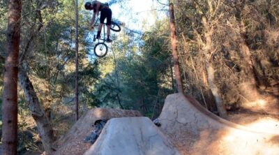 Jackson Allen Drop In Coffee BMX video