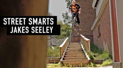 Jake Seeley Street Smarts BMX video