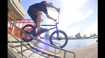 London Procedure BMX video