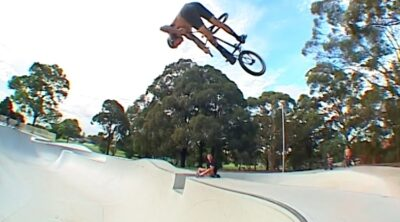 Lux BMX Cody Pollard Raw Clips BMX video