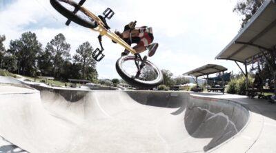 Lux BMX Nimbin video
