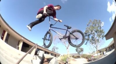 Merritt BMX JP Ross Welcome Video