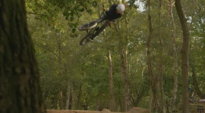 Mongoose BMX Greg Illingworth The Woods BMX video