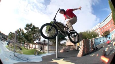 Postcode London Episode 3 BMX video