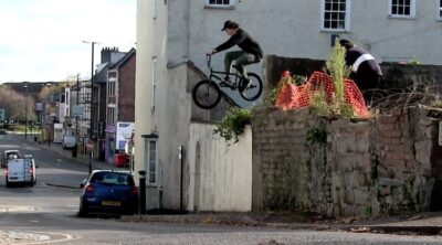 United BMX Harry Mills Wakley HMW Bars Promo BMX video