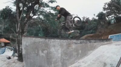 Alvaro Esquivel Proper BMX video Costa Rica