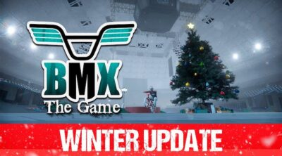 BMX The Game Winter 2020 Update