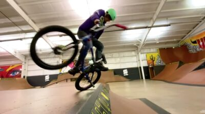 Brant Moore Woodward East BMX video