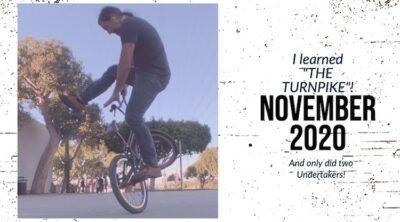 Brian Tunney November 2020 Clips
