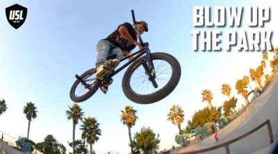 Chad Kerley USL BX Blow Up The Park Video Contest