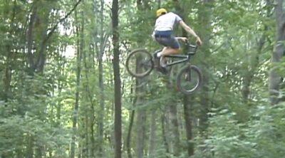 Chase Hawk Tom Robbo Robinson 2006 BMX video