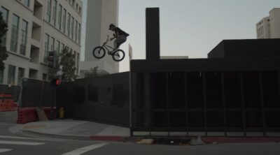 Cinema BMX Chad Kerley Smoked Gold