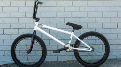 Paterico Fallico BMX bike check Colony BMX
