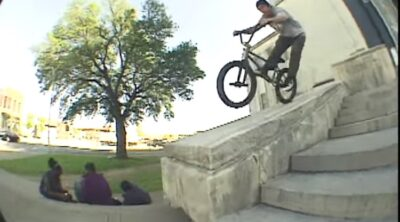 Cult BMX Eddie Cueller 2020 Video