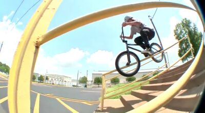 Cult Marcel Anderson BMX video