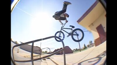 Dan Kruk BMX Wethepeople Out Of Line