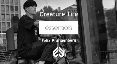 Eclat BMX Felix Prangenberg Essentials BMX video