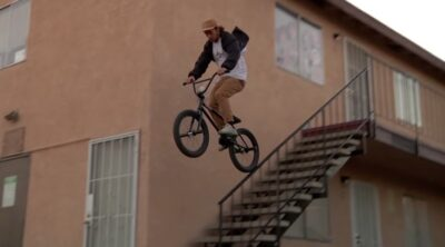 FIend BMX Dark Days Video