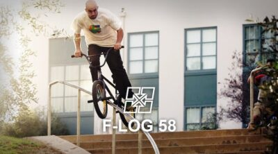 Fit Bike Co F-Log BMX video