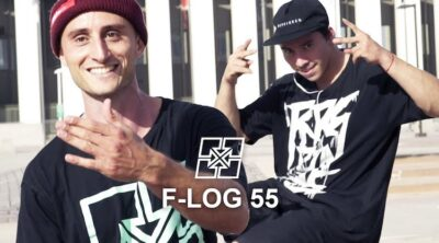 Fit Bike Co Flog Chile In the Streets BMX video