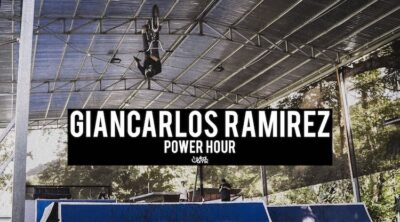 Giancarlos Ramirez BMX video Power Hour