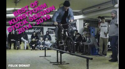 Kunstform Best of Stock Sesson BMX video