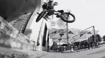 Lurked BMX video session 1