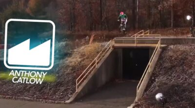 Merritt Anthony Catlow 2020 BMX video