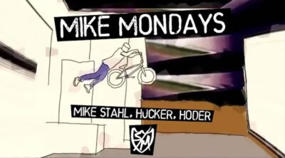Mike Mondays 3 BMX video S&M Bikes