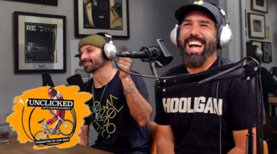 Mike Rooftop Escamilla Unclicked Podcast BMX