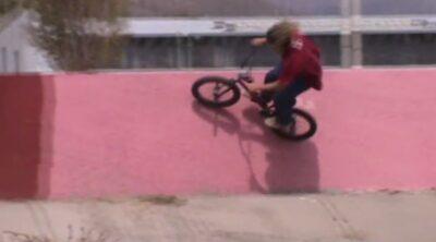 Miki Fleck Jaume Sintes BMX video Mexico City